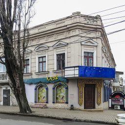 Дом Амбатьелло на Базарной, 19