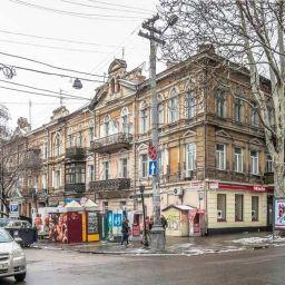 Доходный дом И. В. Гиллера на Базарной, 45