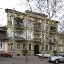 Доходный дом И. Д. Вершховского на Базарной, 52
