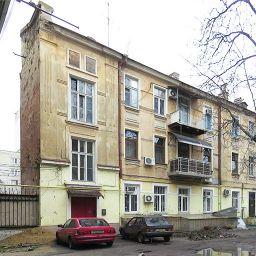 Доходный флигель С. Я. Айзикович на Базарной, 83