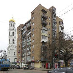 Жилой дом на Базарной, 92