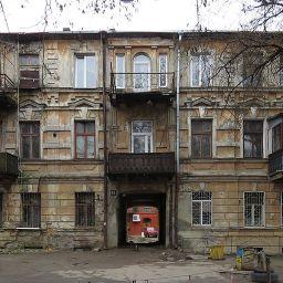 Доходный дом Олова и Дурьяна на Базарной, 93
