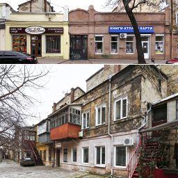 Wohn- und Geschäftshaus Gerzenstejn, Kanatnaja-Straße 64