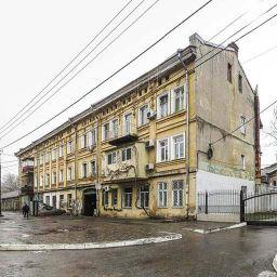 Дом К. И. Тильгаля на Алексеевской площади, 1