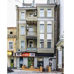 Доходный дом Г. В. Фредерикс-Маразли в переулке Вице-адмирала Жукова, 25