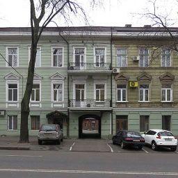 Доходный дом и флигель А. К. Семёновой на Успенской, 17