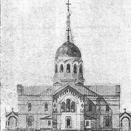 Военный собор Святого Стефана на Фонтанской дороге, 4