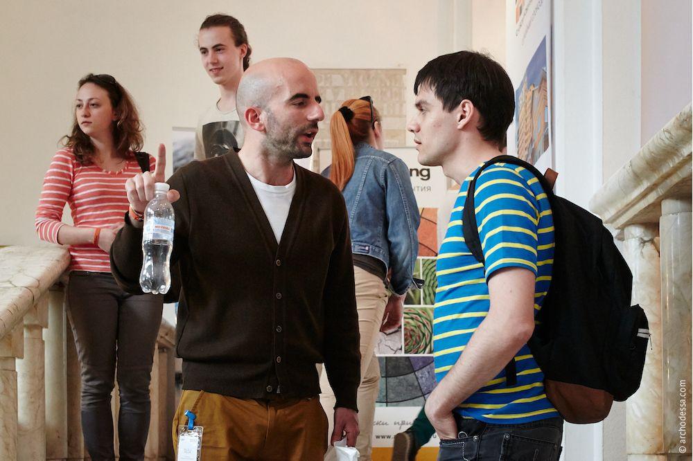 Nicola Delon рассказывает как продвигать архитектуру Одессы