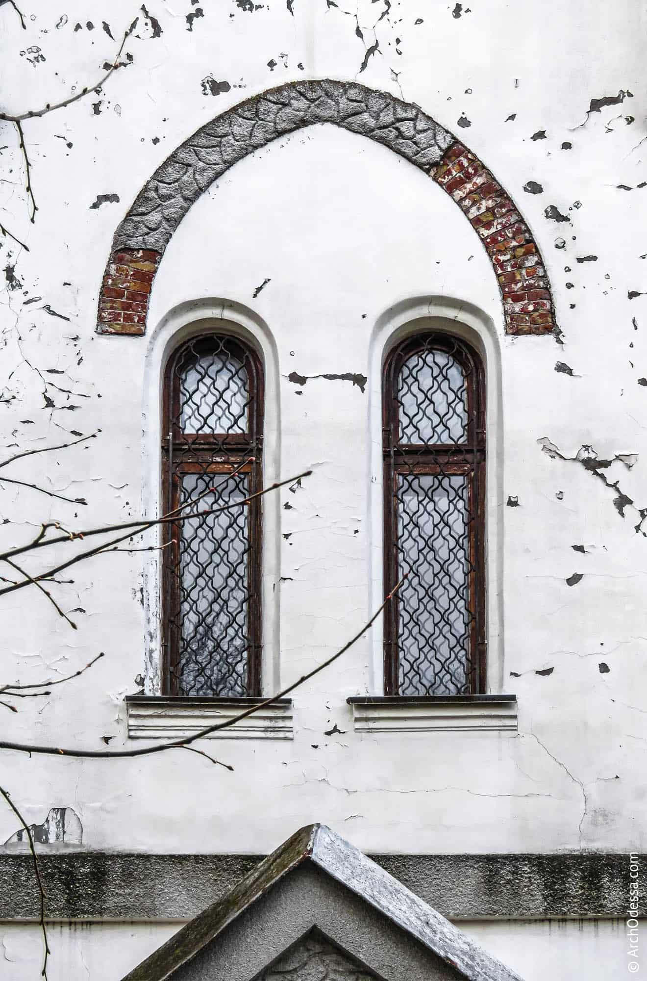 Световые окна лестницы