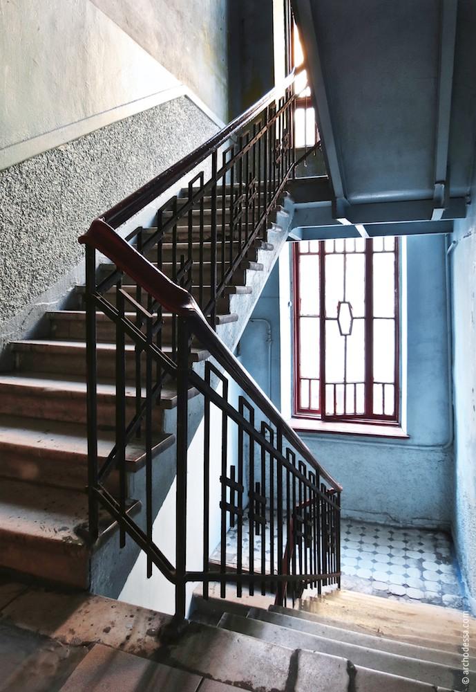 Treppenansicht