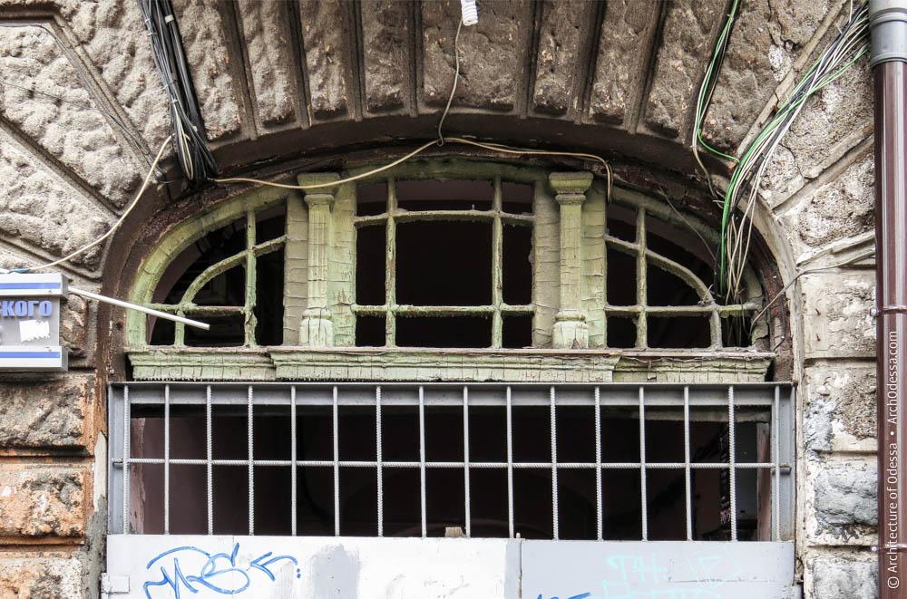 Фрамуга оригинальных ворот