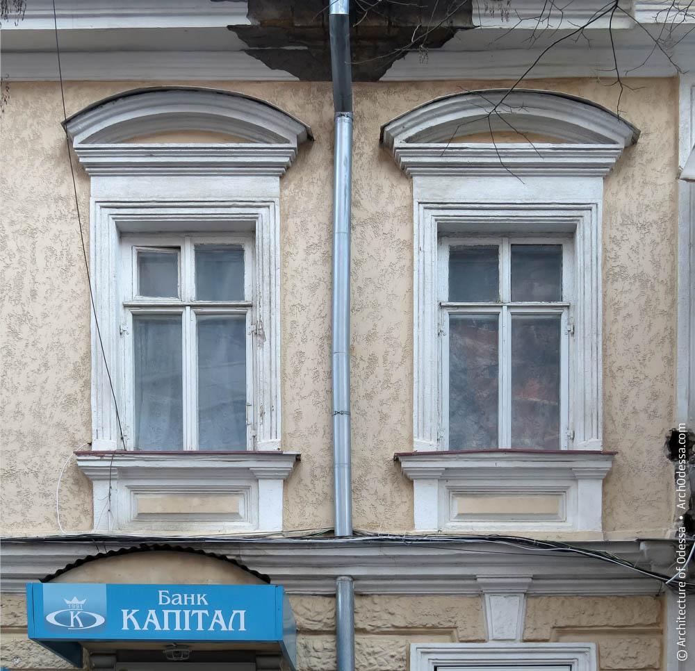 Окна и их наличники