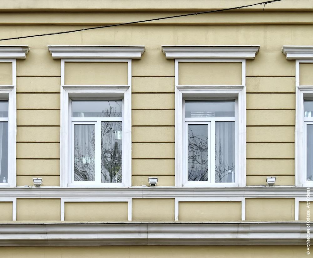 Загальний вигляд віконних лиштв