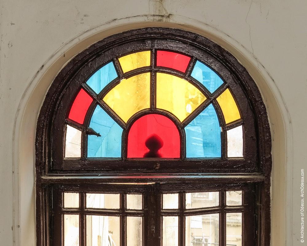 Фрамуга верхнього світлового вікна