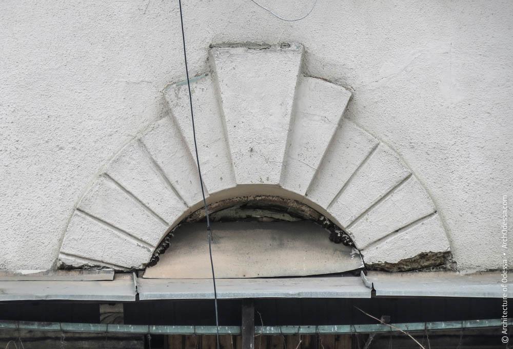 Элемент обрамления углового окна