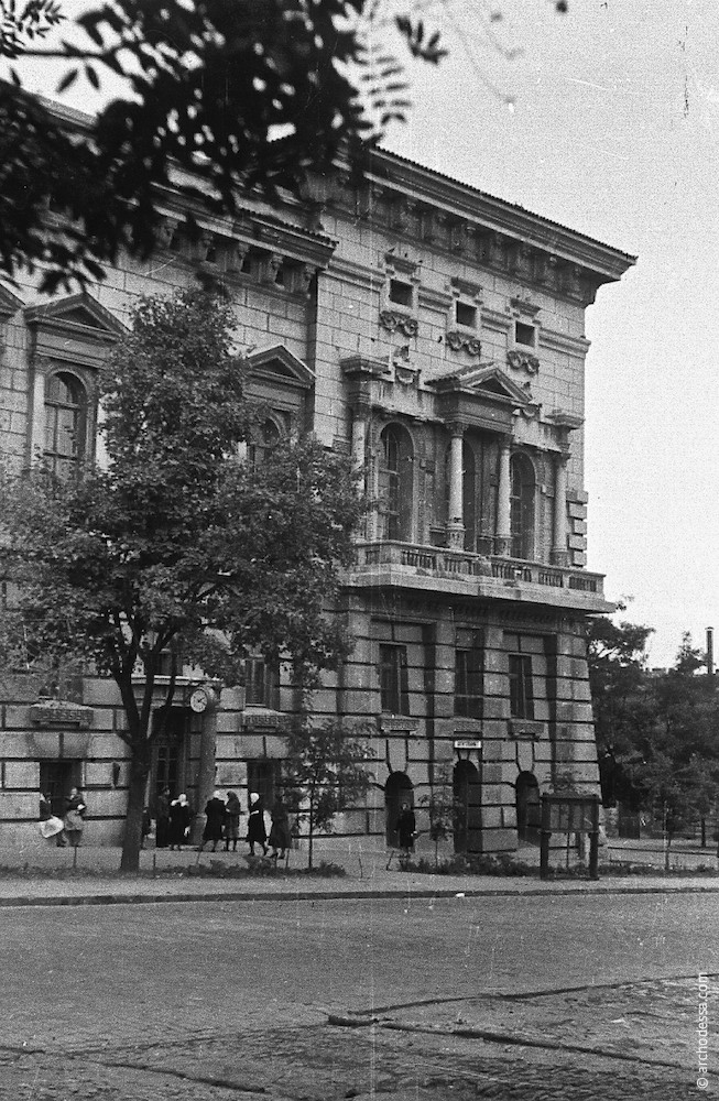 Фото конца 1950-х