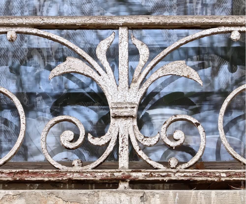 Власник квіткового лотка (другий поверх), деталь