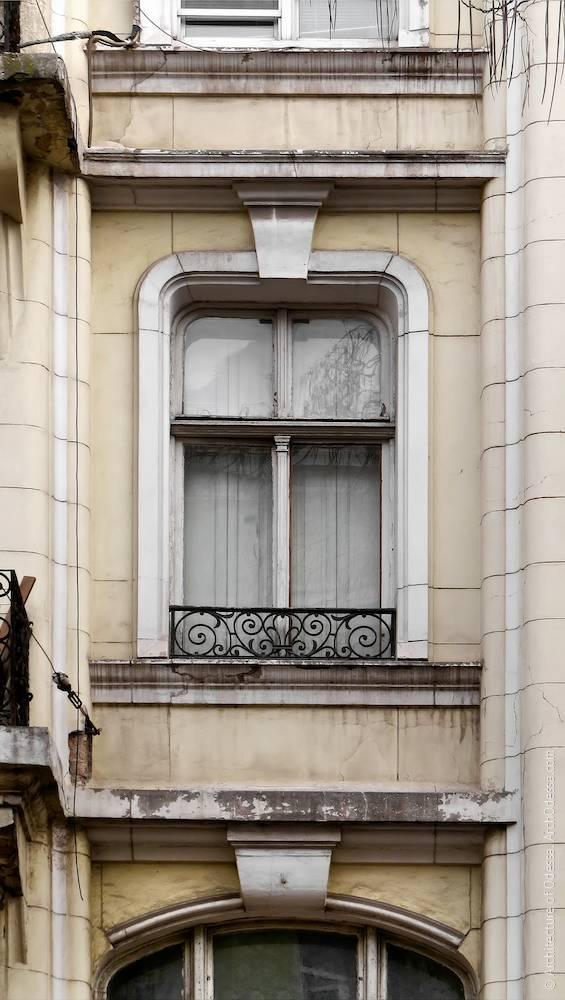 Вікно третього поверху