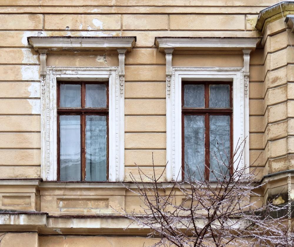 Вікна другої та третьої вісей