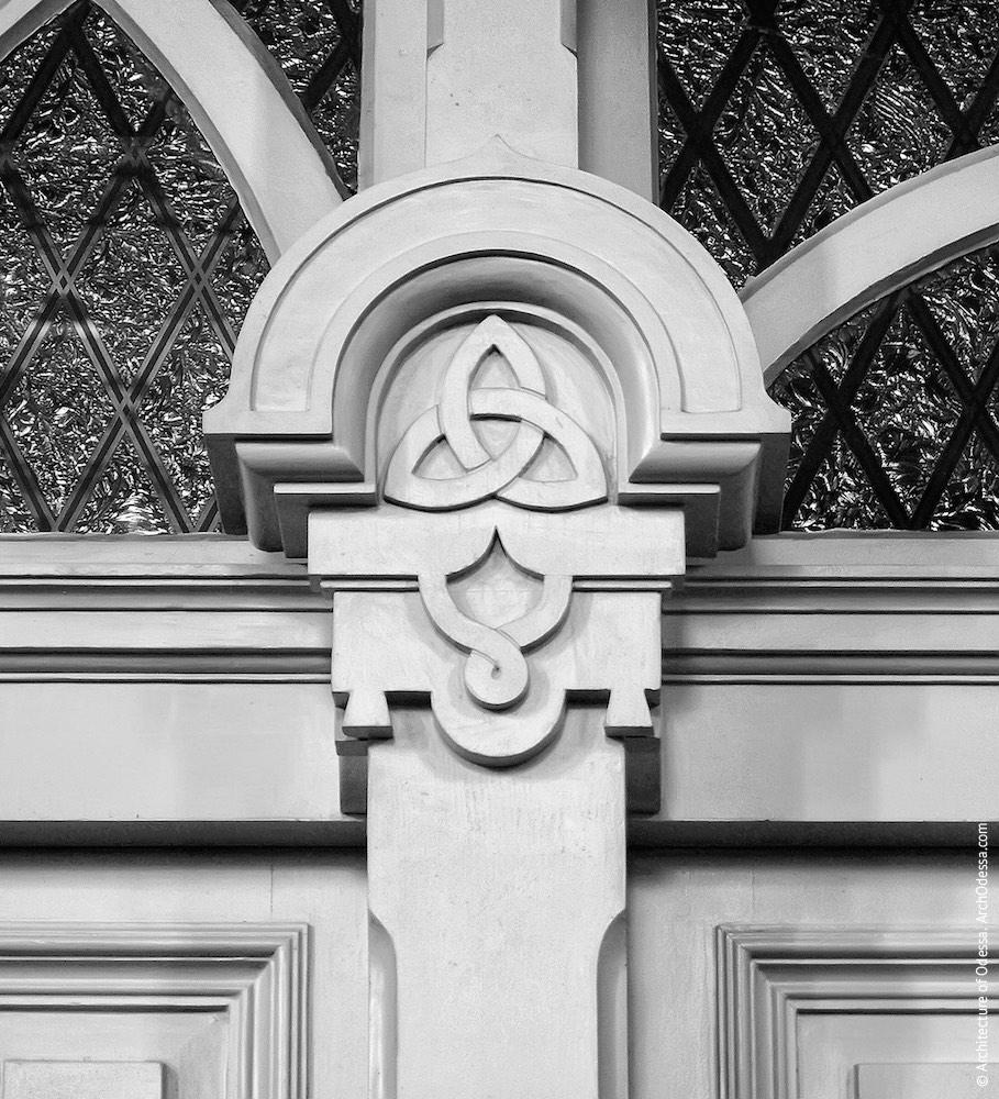 Деталь двери