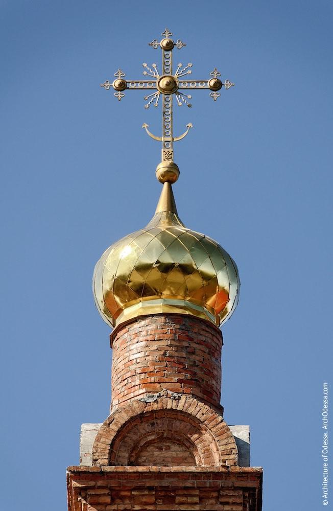 Главка церкви