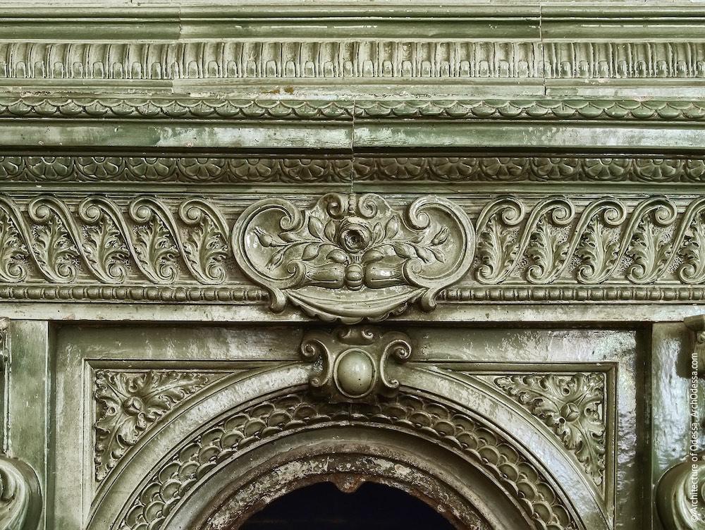Камин, фрагмент