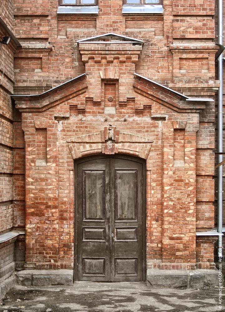 Портал главного входа