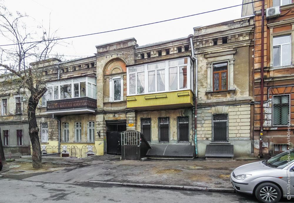 Дом К. Шевлякова на Гимназической, 7