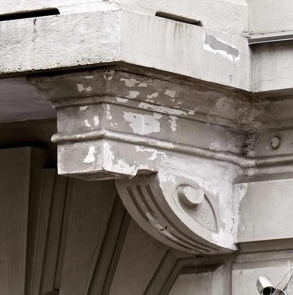 Консоль балкона другого поверху