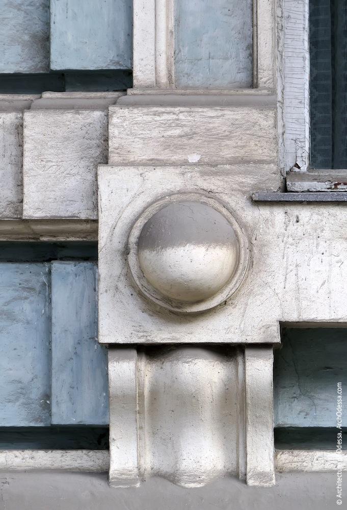Консоль подоконника (левосторонняя)