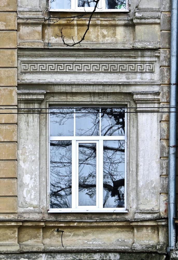 Окно основной плоскости