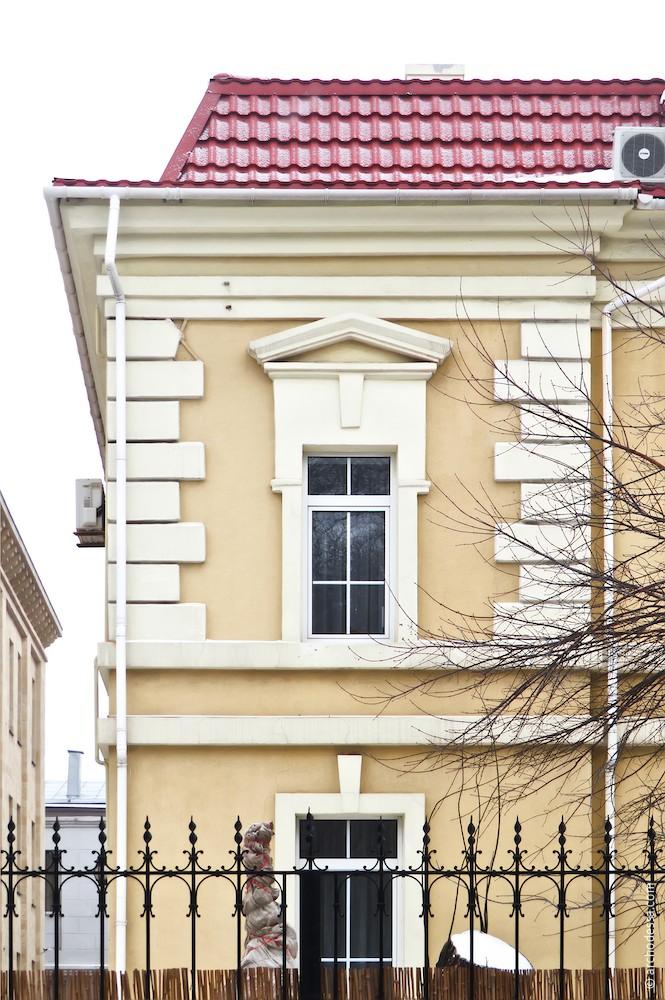 Кирха, пасторский дом, Одесса