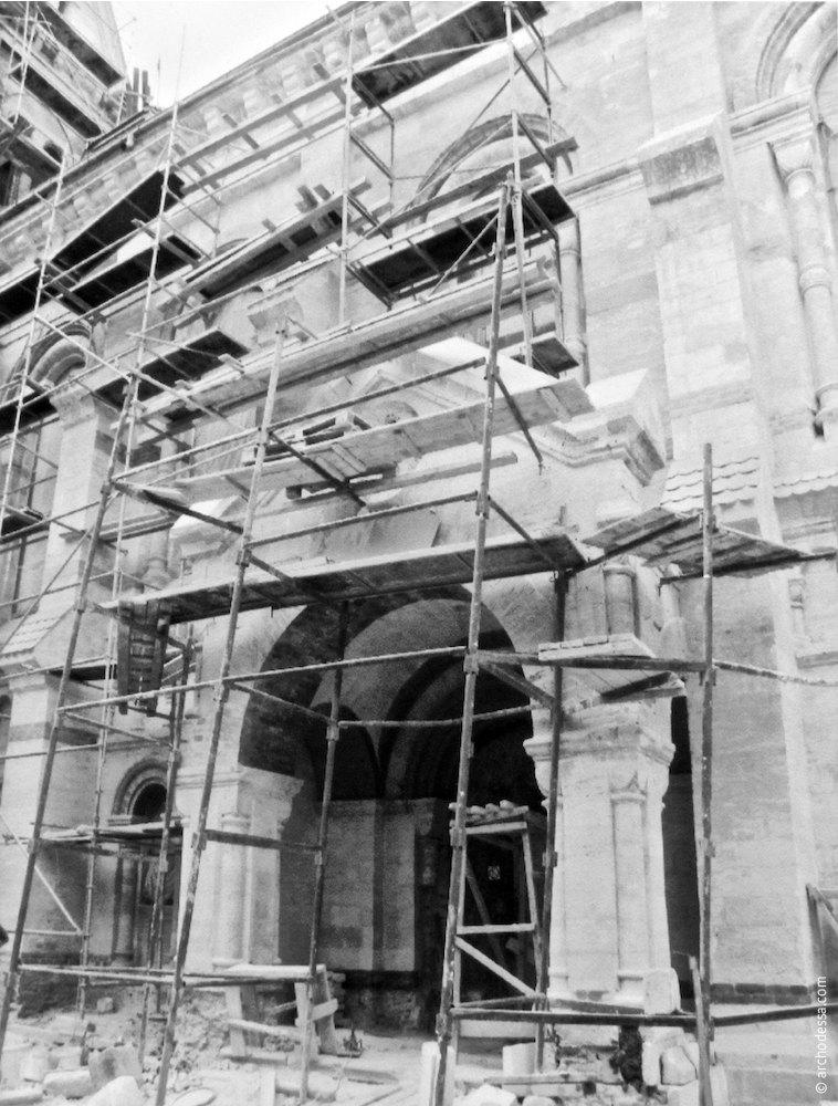 Side portals restoration