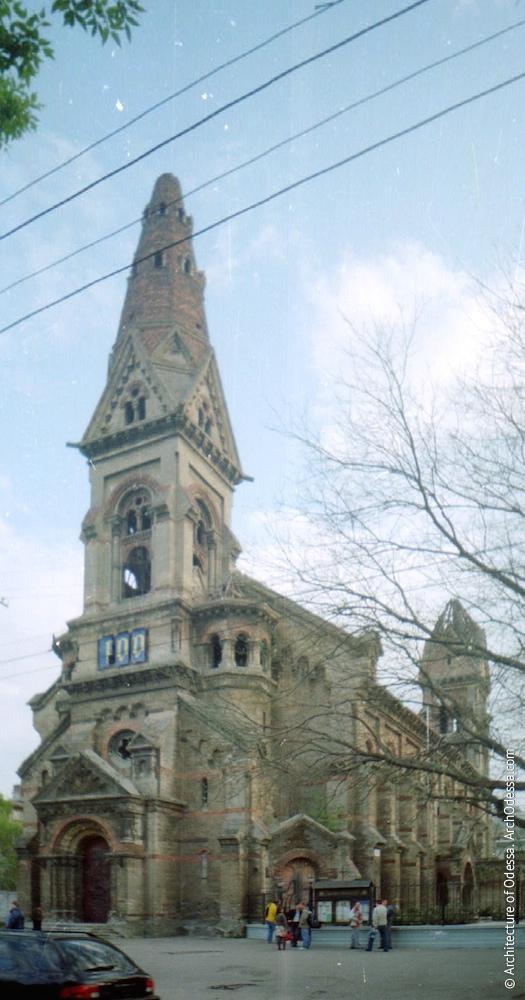 Общий вид, фотография 2004 г.