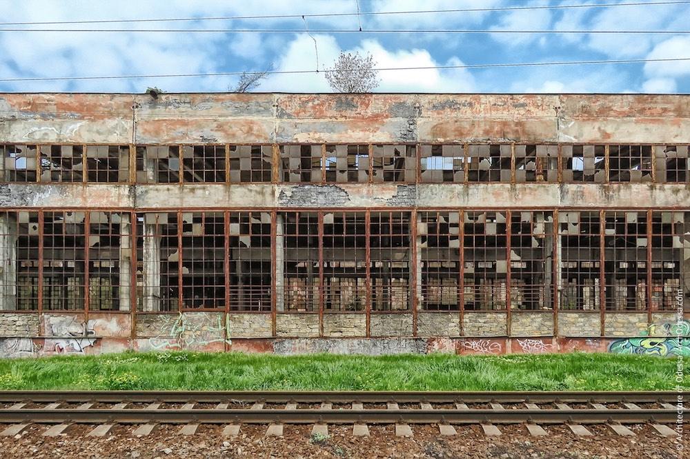 Фрагмент чолового фасаду