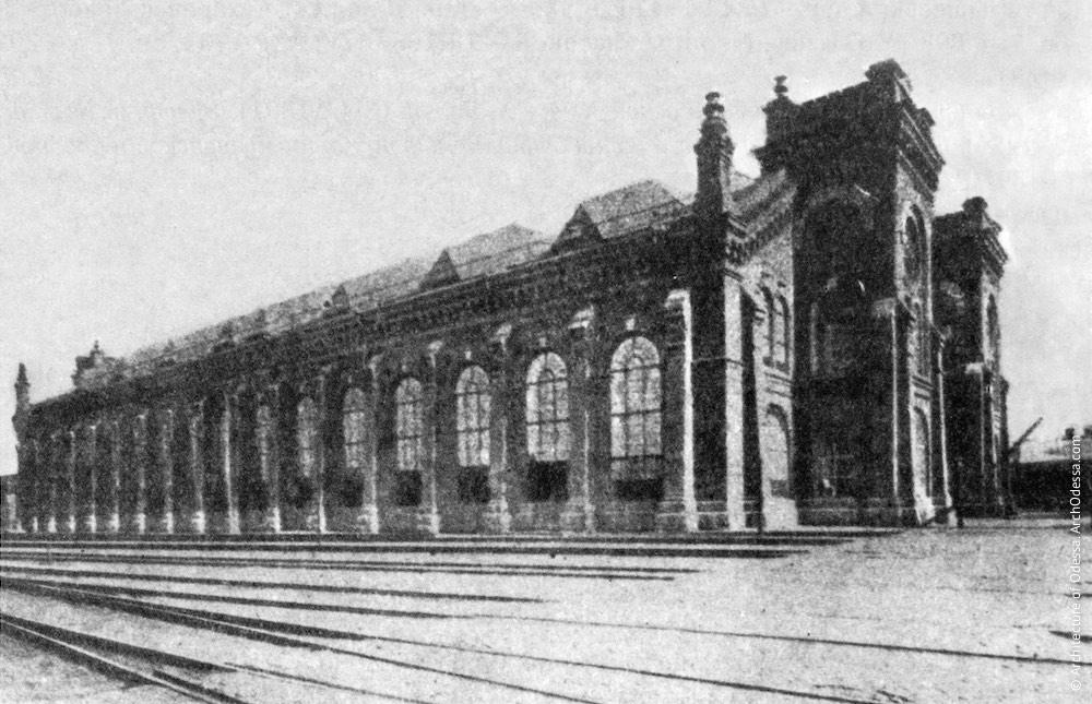 История Краяна. Архитектура Одессы