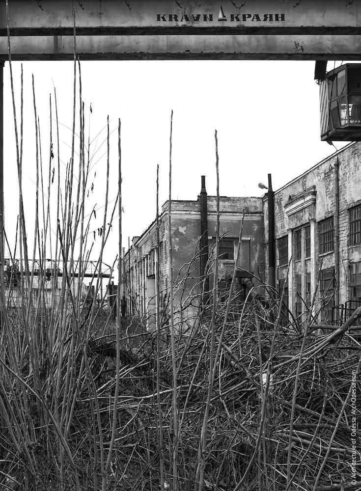 Вигляд з боку Косовської. Фото 2009 р.