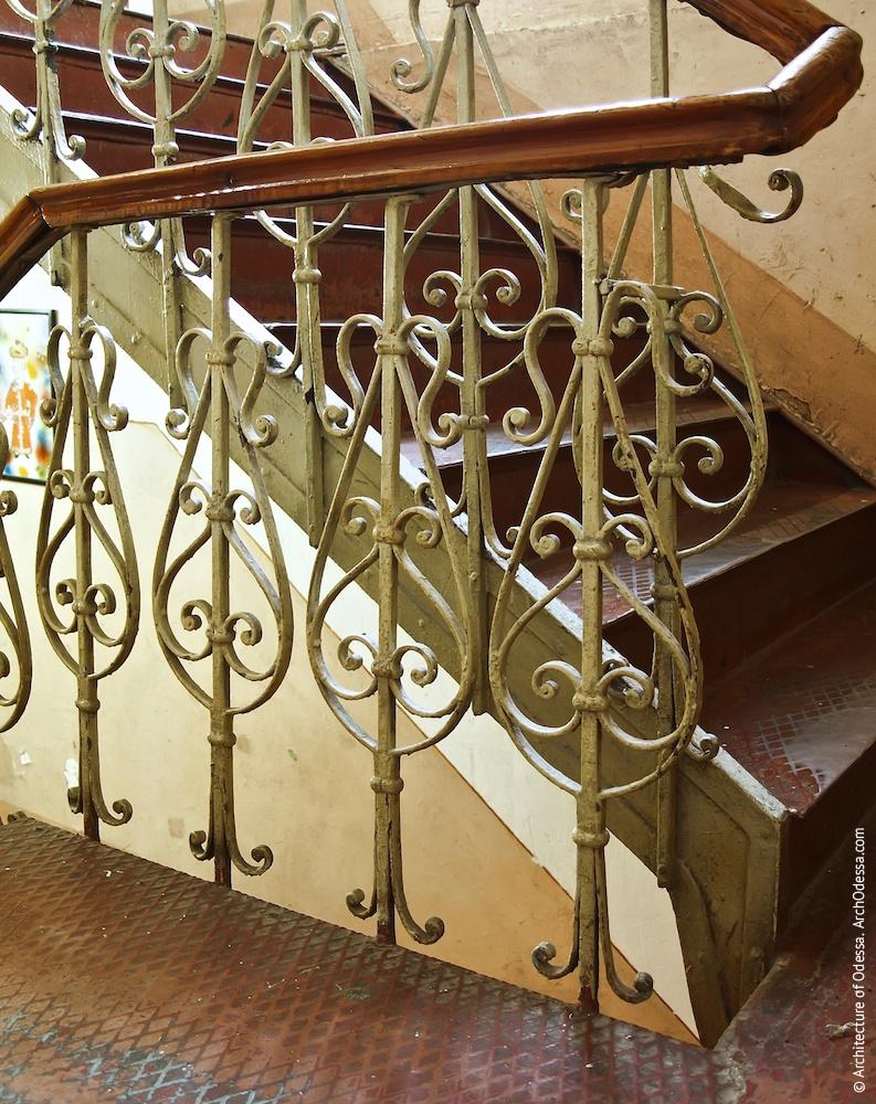 Перила сходів