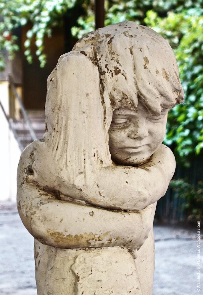 Скульптура, фрагмент