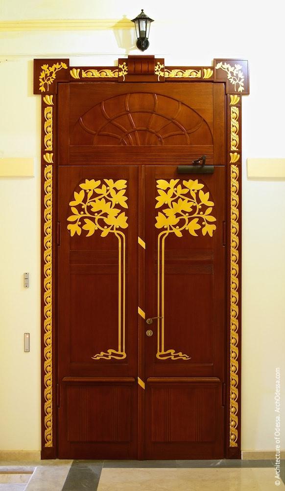 Двері-новороб
