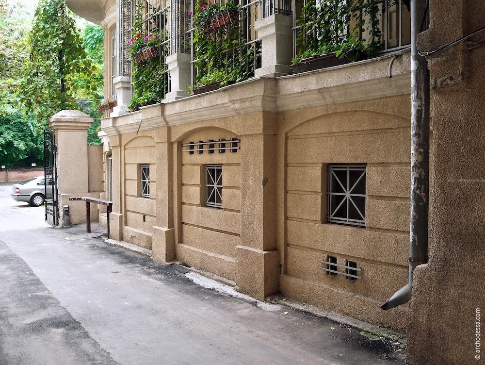 Terrasse, moderner Anbau