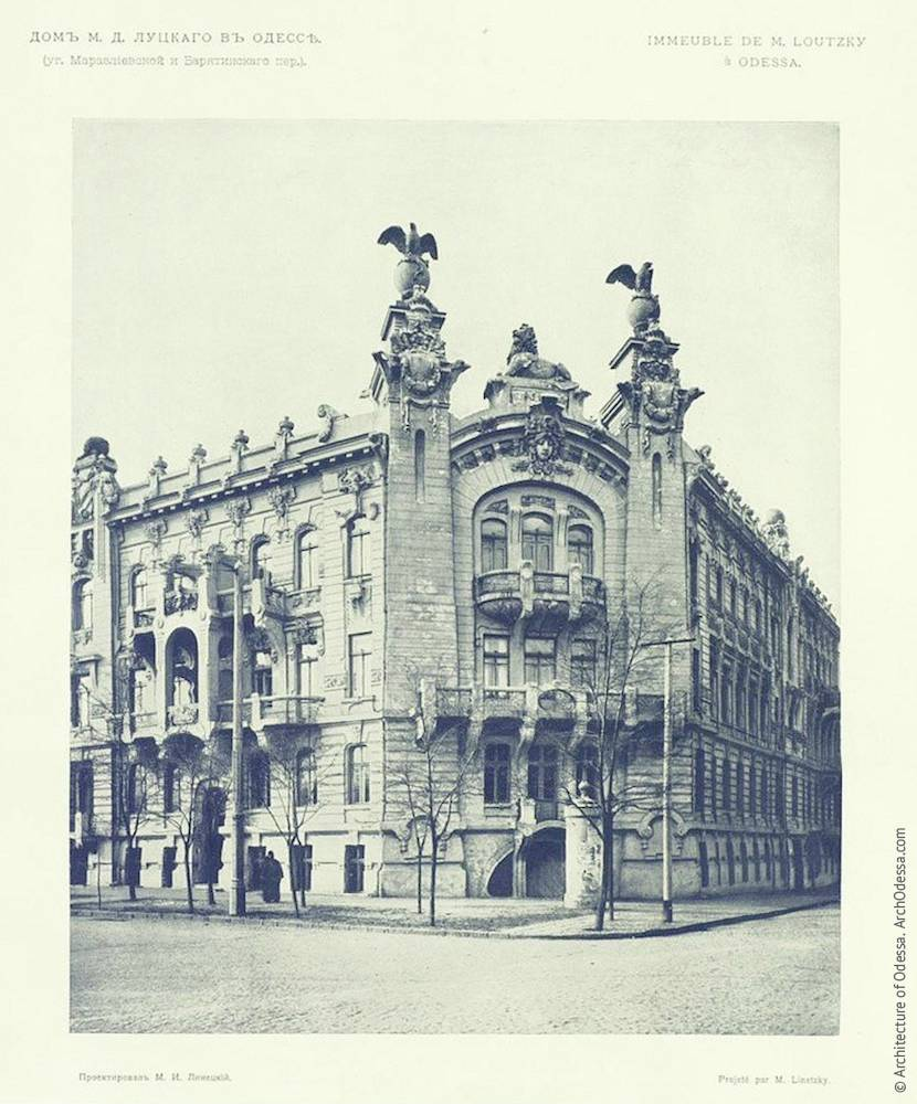 Foto aus einem Bildband, Anfang 20. Jh.