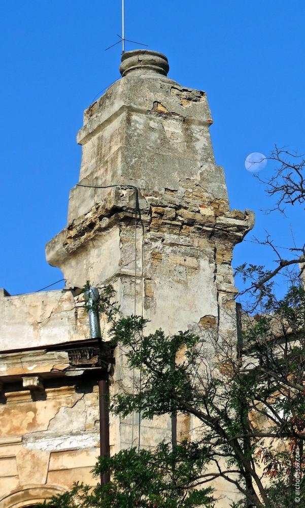 Pilaster links