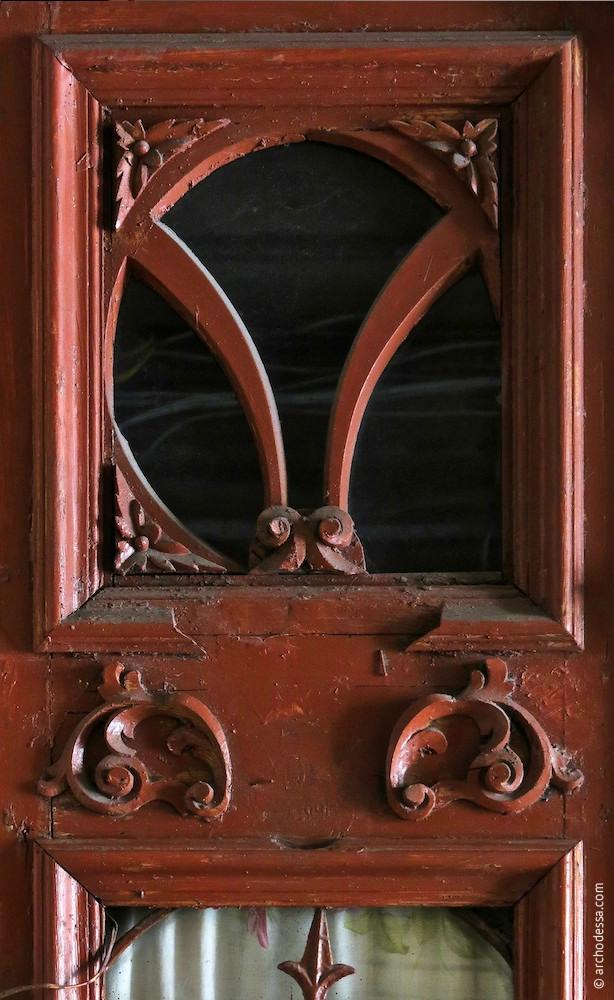 Türflügel, oberer Teil