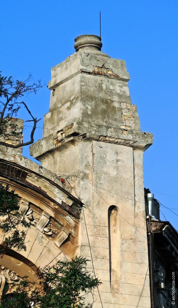 Pilaster rechts