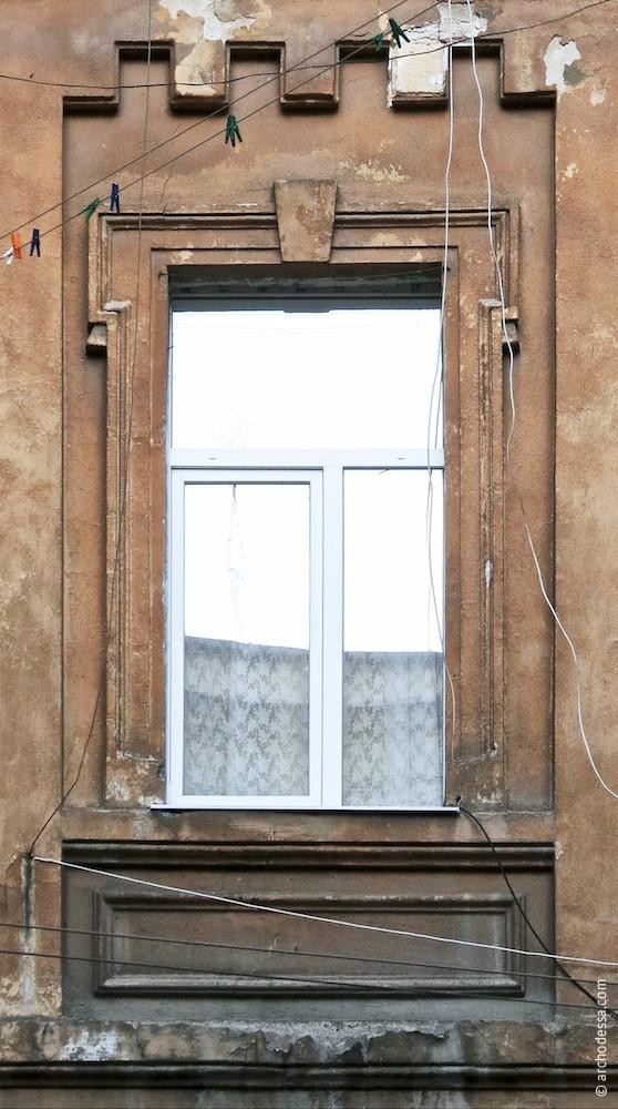 Fenster im 2. Stock
