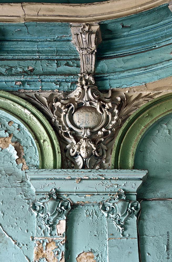 Pilasters design