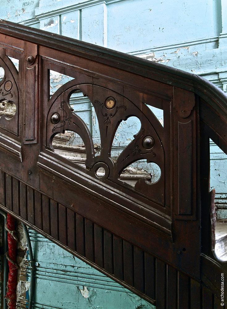 Ein Treppenteil