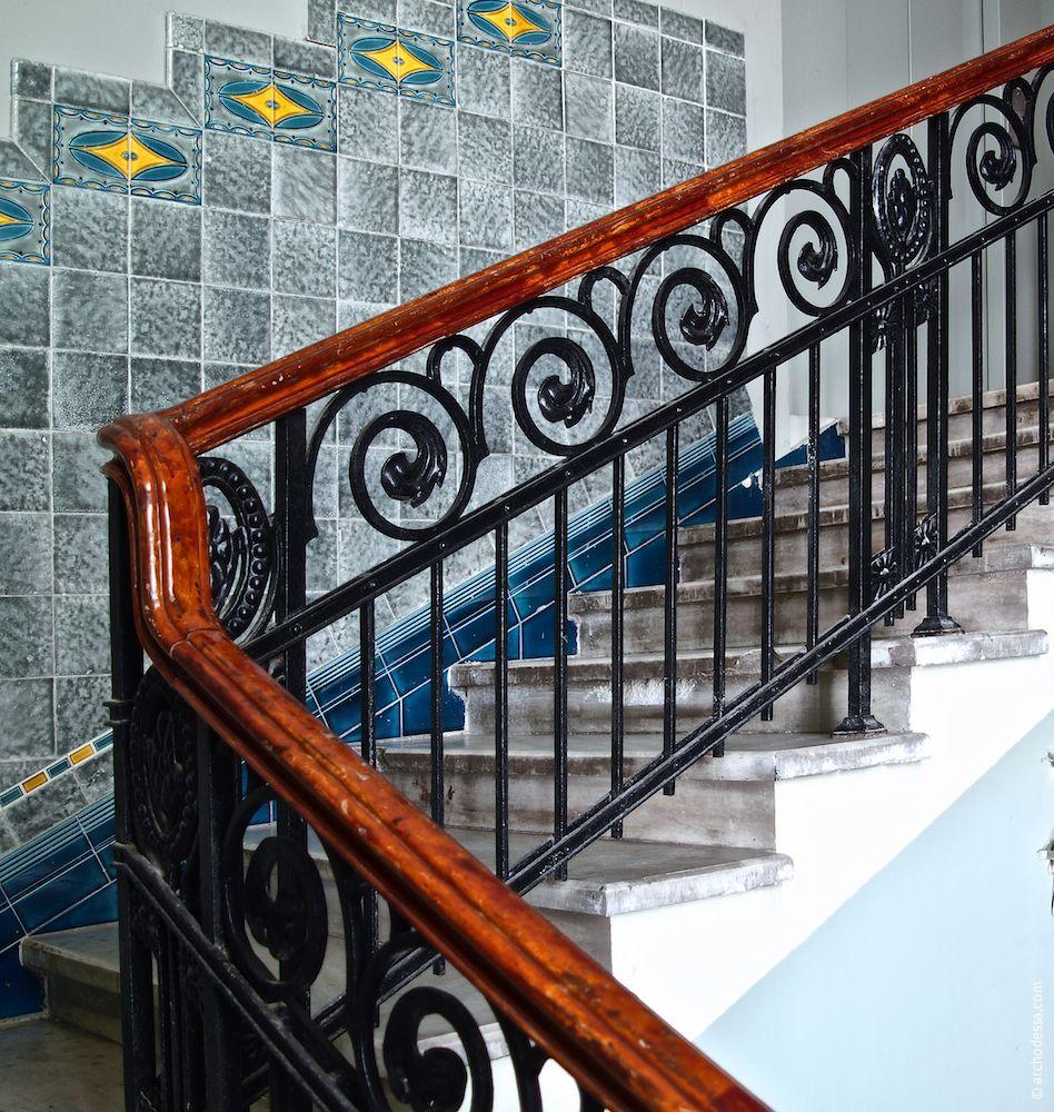 Treppenlauf