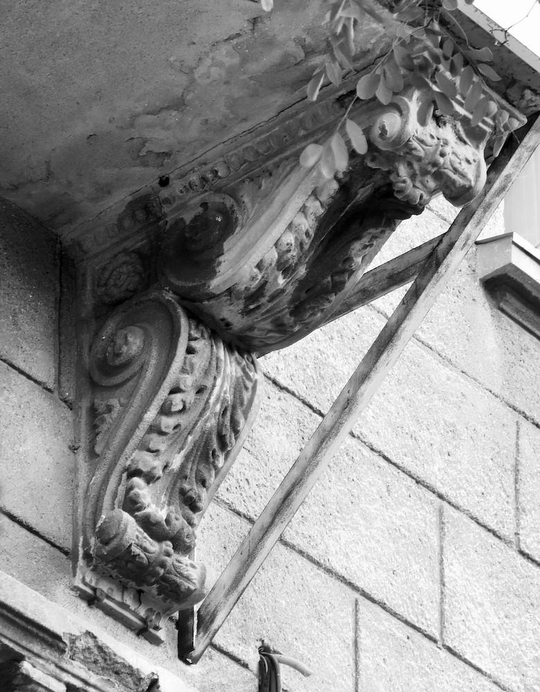 Balkonkonsole
